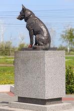 Monument Of Devotion In Toglia...