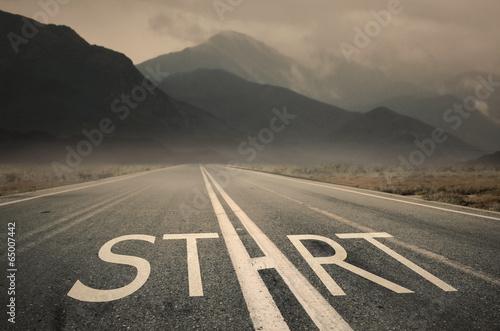 Foto  Der Weg deines Lebens