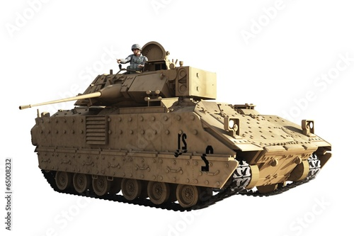 Photo  Tank commander