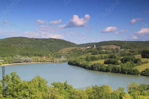 Fotografia Le lac du Causse.(Corrèze)