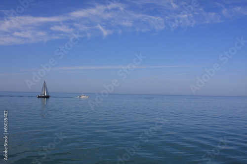Fotografie, Obraz  La Manche