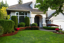 Clean Exterior Home During Lat...
