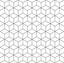 Pattern Cube Background
