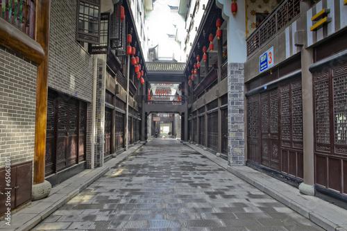 Fotobehang Industrial geb. The image of travel destination