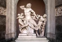 Rome / Musei Vaticani (Le Groupe Du Laocoon)