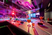 Cocktail At Bar