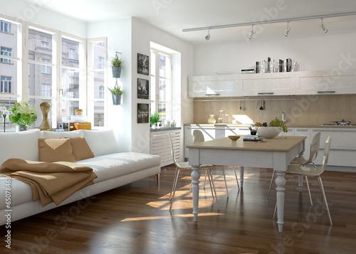 Obraz Appartement - fototapety do salonu
