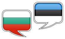 Bulgarian-Estonian Conversation