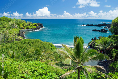 Obraz na płótnie Hawaii paradise on Maui island