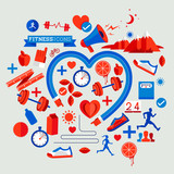 Health and fitness Elements