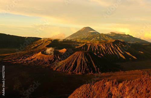 Papiers peints Volcan Mount Bromo Volcano, Indonesia
