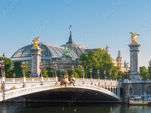 Foto op Plexiglas Historisch geb. Grand Palais
