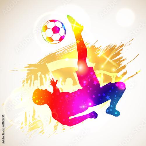 Soccer Player - 65142695