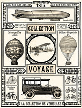 Collection Voyage