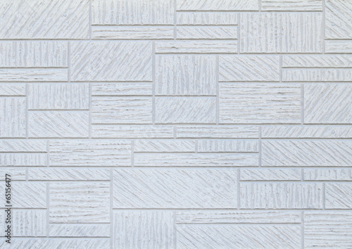 white modern texture wall