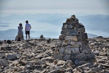 Path To Ben Nevis - The Highes...
