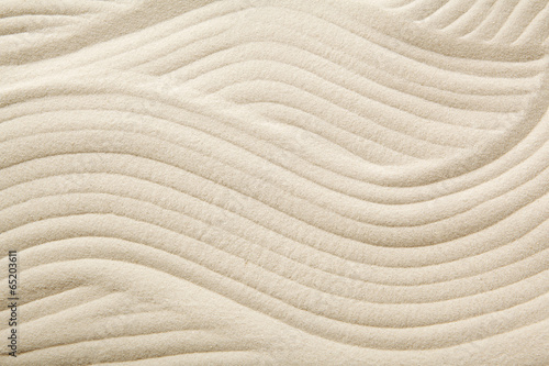 Fototapeta Sandy beach background for summer. Sand texture. obraz