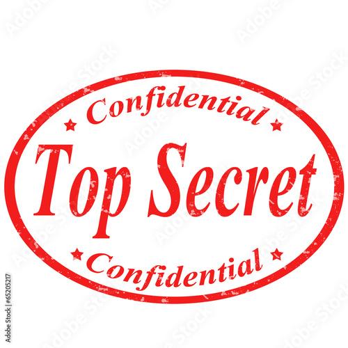 Top Secret Stamp Kaufen Sie Diese Vektorgrafik Und Finden