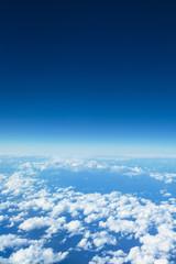 雲の上の空
