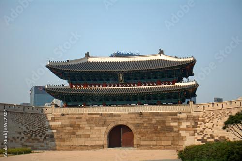 Namdaemun Gate, Seoul, Korean Republic