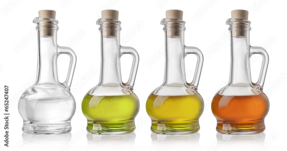 Fototapety, obrazy: Glass Bottles