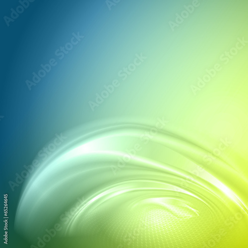 Plakaty zielone  blue-green-abstract-background