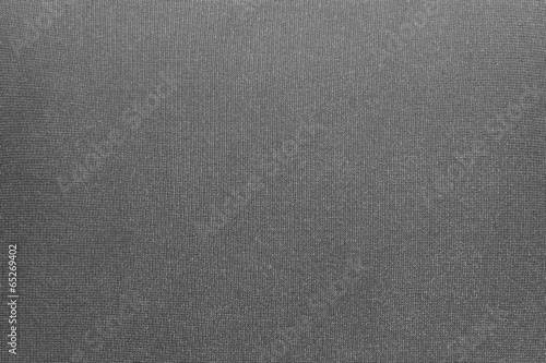 Poster Tissu gray background of synthetic fabric