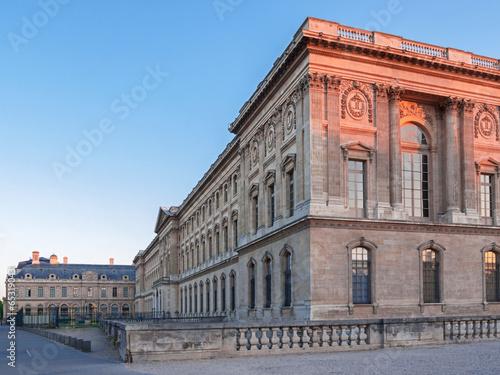 Fotografie, Obraz  Palais du Louvre
