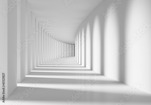 Fotografie, Tablou  corridor
