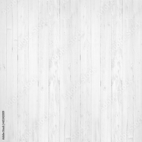 Tuinposter Hout White Wood / Background