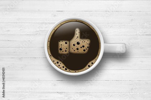 Filiżanka kawy / Like