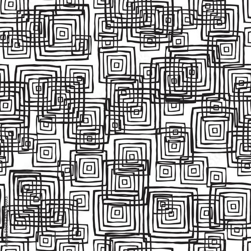 prostokatny-wzor-w-czerni-i-bieli