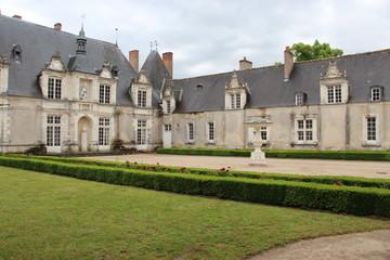 Fototapeta na wymiar Château de Villesavin