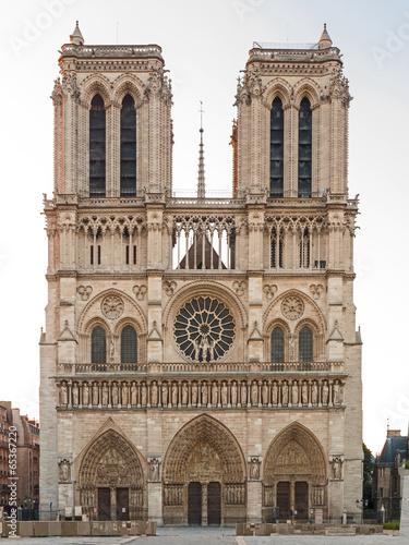 Fotografia  Kathedrale Notre-Dame de Paris