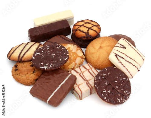 Biscuits - Cookies Fototapete