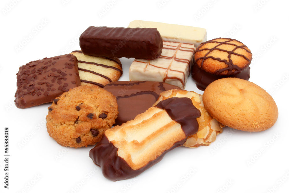 Fototapeta Biscuits - Cookies