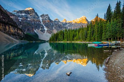 Spoed Foto op Canvas Canada Canada