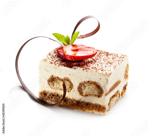 Cadres-photo bureau Dessert Tiramisu Dessert
