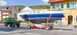 Schifftransport