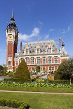 Town Hall Of Calais, France