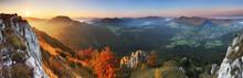Panorama - Fall In Slovakia Mo...