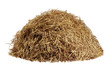 canvas print picture - Hay Pile
