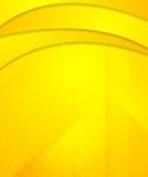 Yellow waves tech corporate design