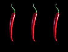 Pepper On Black