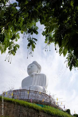 Fotografie, Obraz  Grande Buddha,Phuket
