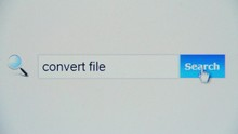 Convert File - Browser Search ...
