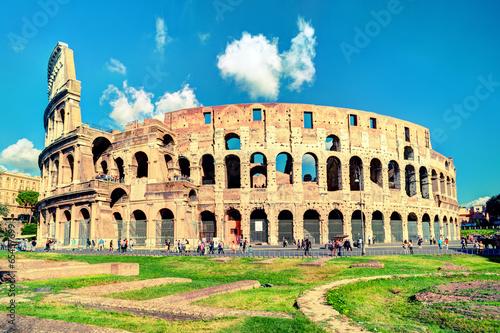 Colosseum (Coliseum) in Rome Wallpaper Mural