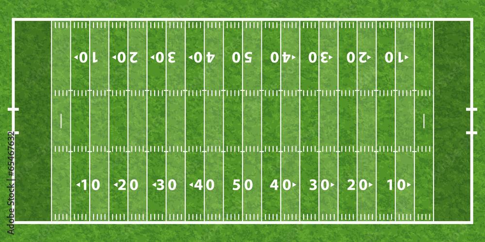 Pole futbol amerykański <span>plik: #65467632 | autor: TAlex</span>