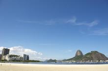 Botafogo Beach With Sugarloaf ...