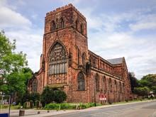 Shropshire Abbey